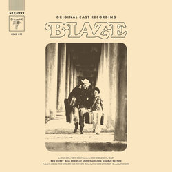 Blaze Soundtrack (Various Artists, Blaze Foley) - CD cover