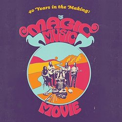 40 Years in the Making: The Magic Music Movie Soundtrack (Magic Music) - Carátula