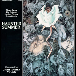Haunted Summer Soundtrack (Christopher Young) - Carátula
