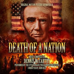 Death Of A Nation Soundtrack (Dennis McCarthy) - CD cover