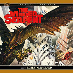 Q: The Winged Serpent Bande Originale (Robert O. Ragland) - Pochettes de CD