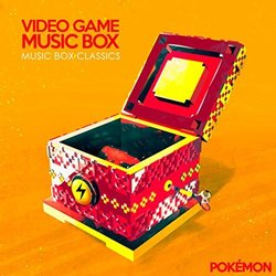 Music Box Classics: Pokémon Soundtrack (Video Game Music Box) - CD cover