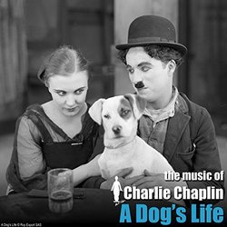 A Dog's Life Soundtrack (Charlie Chaplin) - CD cover