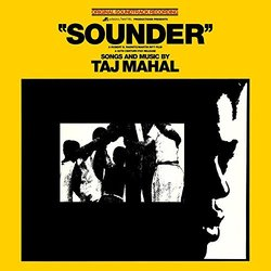 Sounder Soundtrack (Taj Mahal) - CD cover