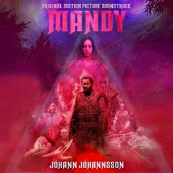 Mandy Soundtrack (Jóhann Jóhannsson) - CD cover