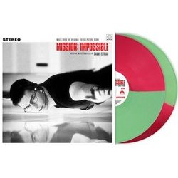 Mission: Impossible Soundtrack (Danny Elfman) - cd-inlay