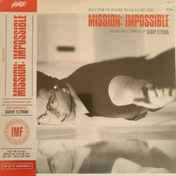 Mission: Impossible - Danny Elfman - 15/10/2018