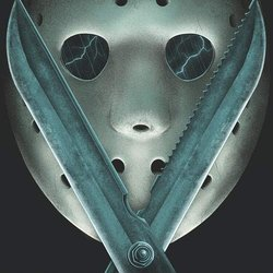 Friday The 13th: Part 5 A New Beginning Soundtrack (Harry Manfredini) - CD cover