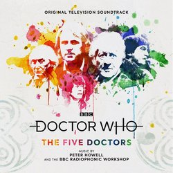 Doctor Who: The Five Doctors - Peter Howell - 14/09/2018