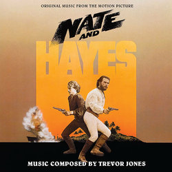 Nate and Hayes Soundtrack (Trevor Jones) - Carátula