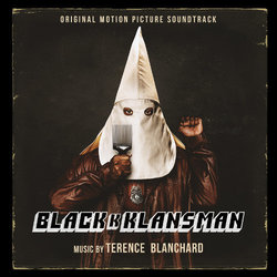 BlacKkKlansman Soundtrack (Terence Blanchard) - CD cover