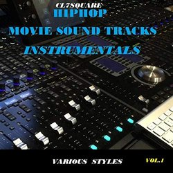 Movie Sound Tracks Soundtrack (CL7SQUARE ) - Carátula