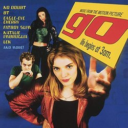 Go: Music from the Motion Picture Soundtrack (BT ) - CD cover