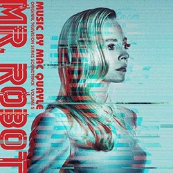 Mr. Robot, Vol. 5 Soundtrack (Mac Quayle) - CD cover