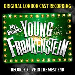 Mel Brooks' Young Frankenstein Soundtrack (John Morris, John Morris) - CD cover