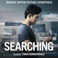 Searching Soundtrack (Torin Borrowdale) - CD cover