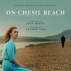 Sur la plage de Chesil Soundtrack (Dan Jones) - CD cover