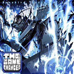 "The Game Changer Soundtrack (Masahiro ""Godspeed"" Aoki) - CD cover"