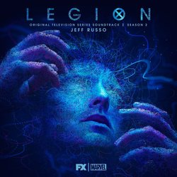 It's Always Blue: Songs from Legion Soundtrack (Various Artists, Noah Hawley, Jeff Russo) - Carátula