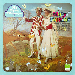 Mary Poppins - Irwin Kostal, Jean Desailly, Various Artists - 25/08/2018
