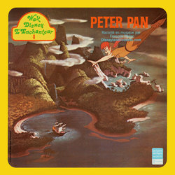Peter Pan - Oliver Wallace, Francois Perier, Various Artists - 25/08/2018