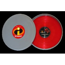 The Incredibles Trilha sonora (Various Artists, Michael Giacchino) - CD-inlay