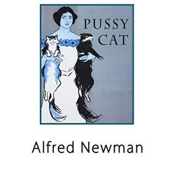 Pussy Cat - Alfred Newman - Alfred Newman - 25/08/2018