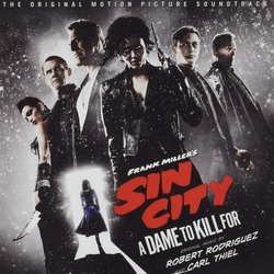 Sin City: A Dame To Kill For - Carl Thiel, Robert Rodriguez - 31/08/2018