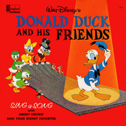 Donald Duck And His Friends - Various Artists - 25/08/2018