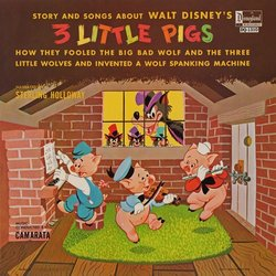 Three Little Pigs - Sterling Holloway, Frank Churchill, Various Artists - 25/08/2018