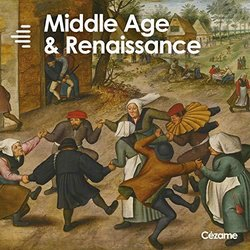 Middle Age & Renaissance - Music for Movies - Various Artists - 25/08/2018
