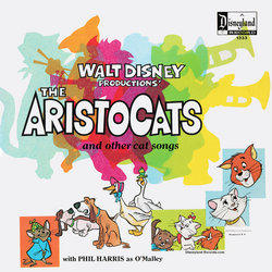 The AristoCats Trilha sonora (Various Artists, George Bruns) - capa de CD