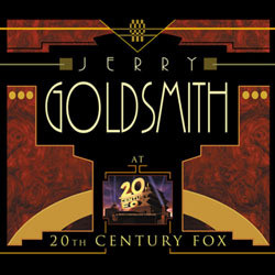 Jerry Goldsmith at 20th Century Fox Soundtrack (Jerry Goldsmith) - Carátula
