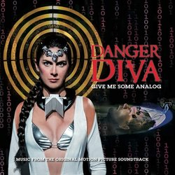 Danger Diva Soundtrack (Thunderpussy , Robert McGinley, Regan Remy) - CD cover