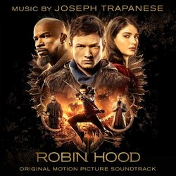 Robin Hood Soundtrack (Joseph Trapanese) - CD cover