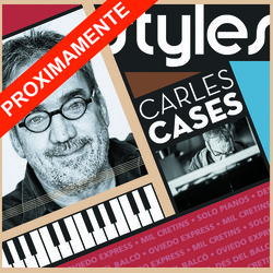 Carles Cases Styles Soundtrack (Carles Cases) - CD cover