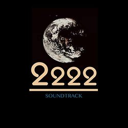 2222 Soundtrack (Max Dolan) - CD cover