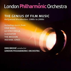 The Genius of Film Music: Hollywood Blockbusters, 1980's - 2000's Bande Originale (Various Artists) - Pochettes de CD