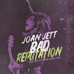 Bad Reputation Soundtrack (Jacques Brautbar, Joan Jett) - Carátula