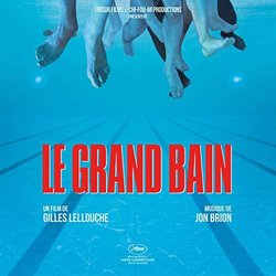 Le Grand bain Soundtrack (Jon Brion) - CD cover