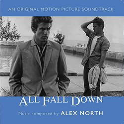 All Fall Down Bande Originale (Alex North) - Pochettes de CD