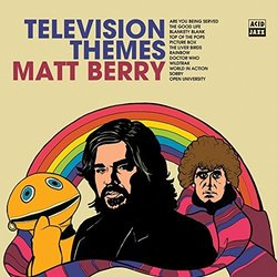 Television Themes - Matt Berry Bande Originale (Various Artists, Matt Berry) - Pochettes de CD