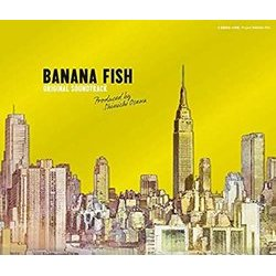 Banana Fish Soundtrack (Shinichi Osawa) - CD Back cover