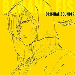 Banana Fish Soundtrack (Shinichi Osawa) - CD cover