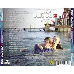Deep Blue Sea 2 Bande Originale (Sean Murray) - CD Arrière