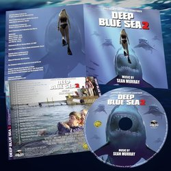 Deep Blue Sea 2 Bande Originale (Sean Murray) - cd-inlay