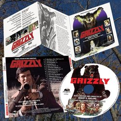 Grizzly Bande Originale (Robert O. Ragland) - cd-inlay