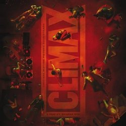Climax Soundtrack (Various Artists) - CD cover