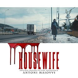 Housewife Soundtrack (Antoni Maiovvi) - CD cover