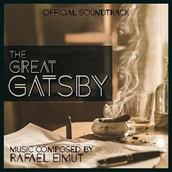 The Great Gatsby Soundtrack (Rafael Eimut) - CD cover
